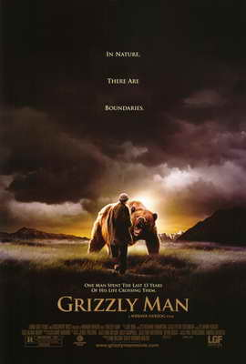 Grizzly Man - 27 x 40 Movie Poster - Style A