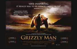 Grizzly Man - 11 x 17 Movie Poster - Style E
