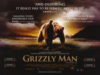 Grizzly Man - 30 x 40 Movie Poster - Style A