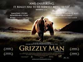 Grizzly Man - 27 x 40 Movie Poster - UK Style A
