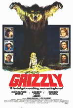 Grizzly - 27 x 40 Movie Poster - Style A