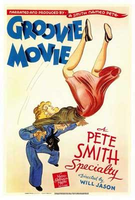 Groovie Movie - 11 x 17 Movie Poster - Style A