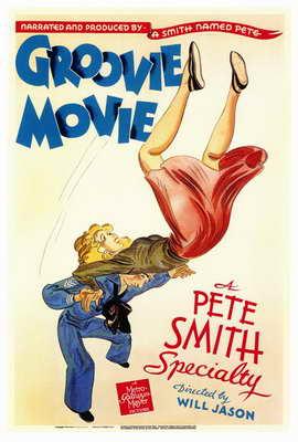 Groovie Movie - 27 x 40 Movie Poster - Style A