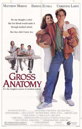 Gross Anatomy - 11 x 17 Movie Poster - Style A