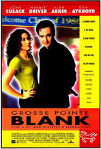 Grosse Pointe Blank - 11 x 17 Movie Poster - Style A