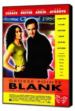 Grosse Pointe Blank - 27 x 40 Movie Poster - Style A - Museum Wrapped Canvas