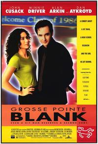 Grosse Pointe Blank - 43 x 62 Movie Poster - Bus Shelter Style A