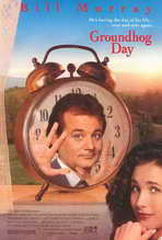 Groundhog Day - 27 x 40 Movie Poster - Style A