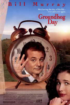 Groundhog Day - 11 x 17 Movie Poster - Style A