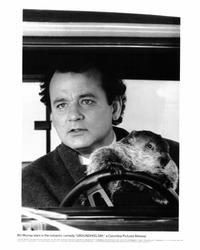 Groundhog Day - 8 x 10 B&W Photo #1