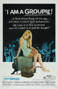 Groupie Girl - 43 x 62 Movie Poster - Bus Shelter Style A