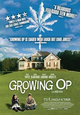 Growing Op - 43 x 62 Movie Poster - Bus Shelter Style A