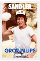 Grown Ups - 11 x 17 Movie Poster - Style E
