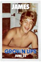 Grown Ups - 11 x 17 Movie Poster - Style F
