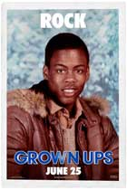 Grown Ups - 11 x 17 Movie Poster - Style G