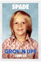 Grown Ups - 11 x 17 Movie Poster - Style H