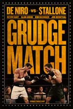 Grudge Match - 11 x 17 Movie Poster - Style A
