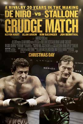 Grudge Match - 11 x 17 Movie Poster - Style B