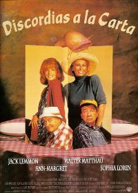 Grumpier Old Men - 11 x 17 Movie Poster - Spanish Style A