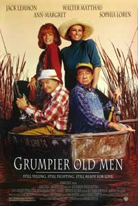 Grumpier Old Men - 27 x 40 Movie Poster - French Style A