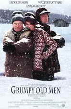 Grumpy Old Men - 11 x 17 Movie Poster - Style A