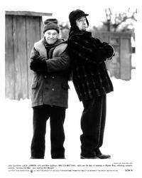 Grumpy Old Men - 8 x 10 B&W Photo #1