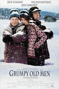 Grumpy Old Men - 43 x 62 Movie Poster - Bus Shelter Style A