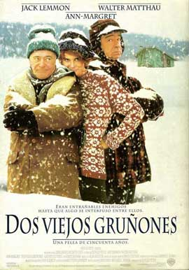 Grumpy Old Men - 11 x 17 Movie Poster - Spanish Style A