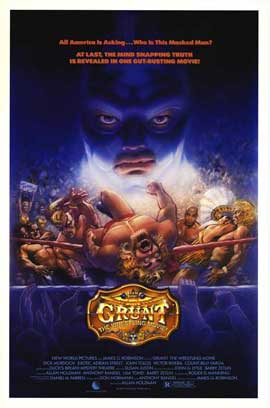 Grunt! The Wrestling Movie - 27 x 40 Movie Poster - Style A