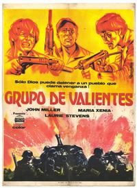 Grupo De Valientes - 11 x 17 Movie Poster - Spanish Style A