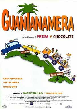 Guantanamera - 11 x 17 Movie Poster - Spanish Style A