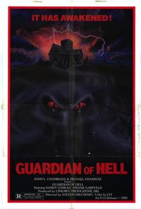 Guardian of Hell - 43 x 62 Movie Poster - Bus Shelter Style A