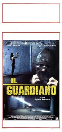 Guardiano, Il - 13 x 28 Movie Poster - Italian Style A