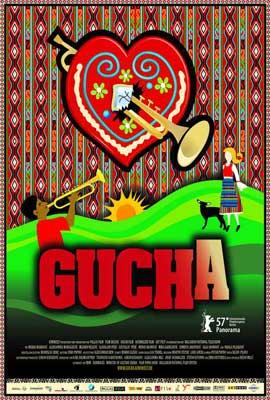Gucha: Distant Trumpet - 27 x 40 Movie Poster - German Style A