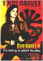 Guerrilla: The Taking of Patty Hearst - 27 x 40 Movie Poster - Style A