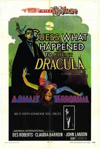 Guess What Happened to Count Dracula - 11 x 17 Movie Poster - Style A