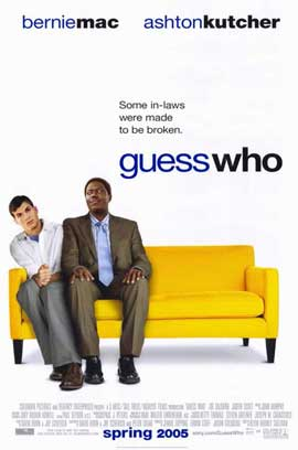 Guess Who - 11 x 17 Movie Poster - Style A
