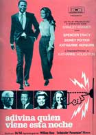 Guess Who's Coming to Dinner - 27 x 40 Movie Poster - Spanish Style A