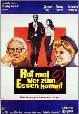 Guess Who's Coming to Dinner - 11 x 17 Movie Poster - German Style A
