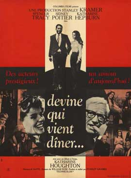 Guess Who's Coming to Dinner - 11 x 17 Movie Poster - French Style A