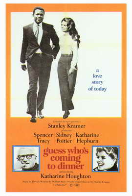 Guess Who's Coming to Dinner - 27 x 40 Movie Poster - Style B