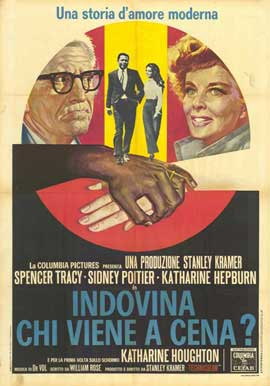 Guess Who's Coming to Dinner - 11 x 17 Movie Poster - Italian Style A