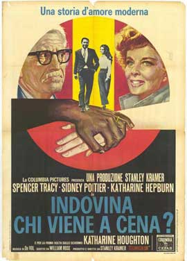 Guess Who's Coming to Dinner - 27 x 40 Movie Poster - Italian Style A
