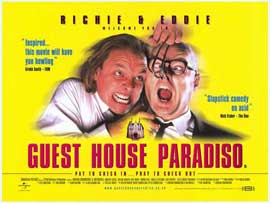 Guest House Paradiso - 11 x 17 Poster - Foreign - Style A
