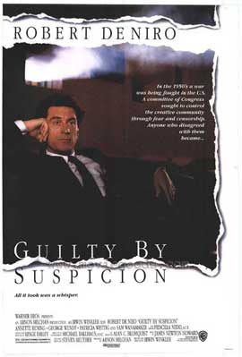 Guilty by Suspicion - 11 x 17 Movie Poster - Style A