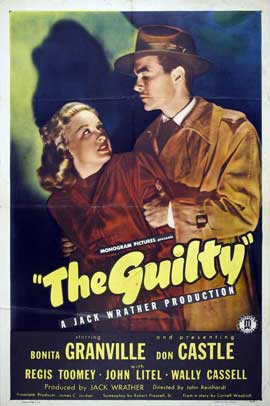 Guilty - 27 x 40 Movie Poster - Style A