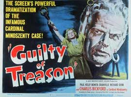 Guilty of Treason - 11 x 14 Movie Poster - Style A