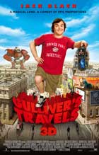 Gulliver's Travels - DS 1 Sheet Movie Poster - Style C