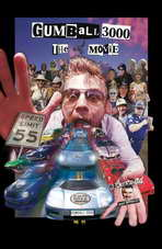 Gumball 3000: The Movie - 11 x 17 Movie Poster - Style A