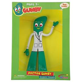 - Doctor Bendable Figure